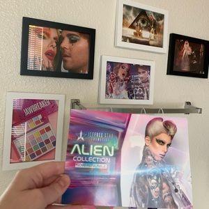 Jeffree Star post card bundle.